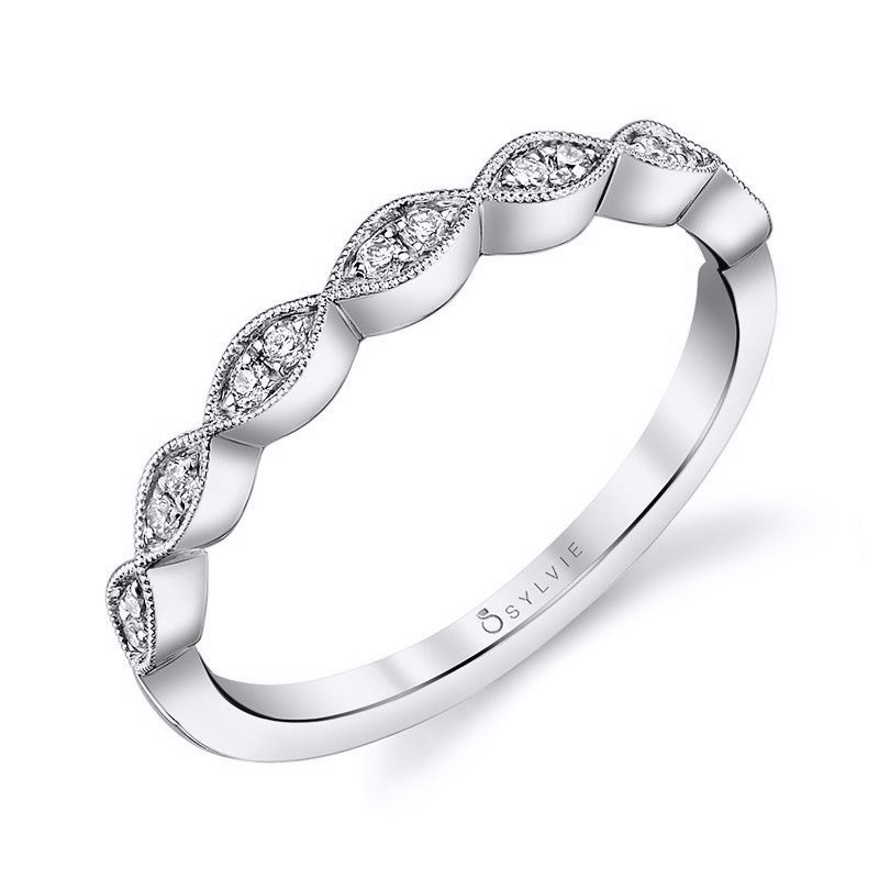 Wedding Band by Sylvie