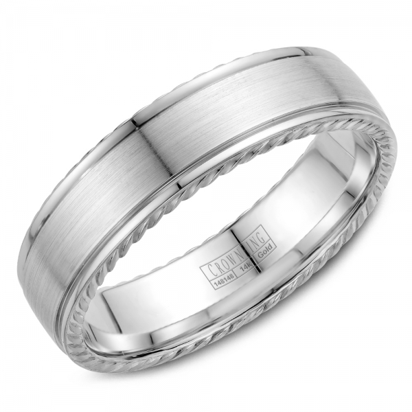 WB-005R6W by Crown Ring