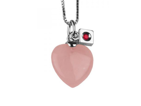 Heart Pendant - Please visit our store to see our entire collection of silver jewelry.